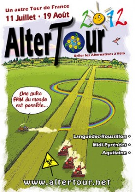 AlterTour 2012 - une alternative sans dopage au Tour de France