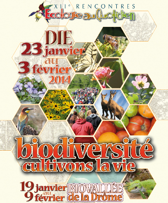 Rencontre ecologie die 2018